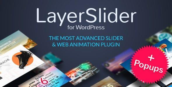 LayerSlider WordPress プレミアムプラグイン